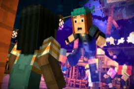 Minecraft: Story Mode A Telltale Games